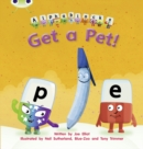 Image for Bug Club Phonics Bug Alphablocks Set 04 Get a Pet!