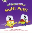 Image for Bug Club Phonics Bug Alphablocks Set 05 Huff! Puff!