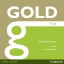 Image for Gold First Cbk Audio CDs