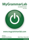 Image for My grammar lab: Elementary level