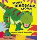 Image for Stomp, dinosaur, stomp!