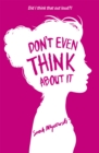 Image for Don't even think about it