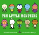 Image for Ten little monsters