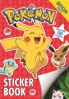 Image for The Official Pokemon Sticker Book : With over 130 Stickers