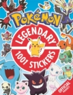 Image for The Official Pokemon Legendary 1001 Stickers
