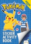 Image for The Official Pokemon Sticker Activity Book