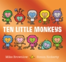 Image for Ten little monkeys