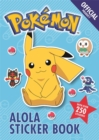Image for The Official Pokemon Alola Sticker Book