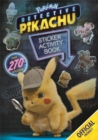 Image for Detective Pikachu Sticker Activity Book : Official Pokemon