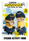 Image for Minions: The Rise of Gru Sticker Activity
