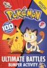 Image for Pokemon Ultimate Battles Bumper Activity