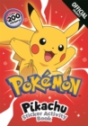 Image for Pokemon: Pikachu Sticker Activity Book : With over 200 stickers