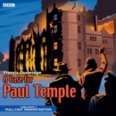 Image for A case for Paul Temple