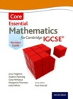 Image for Mathematics for IGCSE: Core revision guide