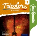 Image for Tricolore 5e edition Kerboodle 1: Resources & Assessment