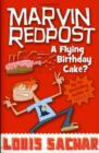 Image for A flying birthday cake?