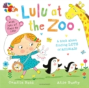 Image for Lulu at the zoo  : a book about finding lots of animals