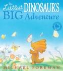 Image for The littlest dinosaur's big adventure