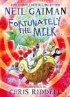 Image for Fortunately, the milk ...
