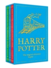 Image for Harry Potter: The magical adventure begins . . . : Volumes 1-3
