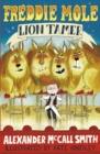 Image for Freddie Mole, lion tamer