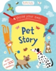 Image for Write Your Own Pet Story
