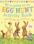 Image for We're going on an egg hunt  : activity book