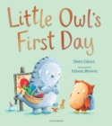 Image for Little Owl's first day