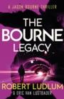 Image for Robert Ludlum's The Bourne legacy  : a new Jason Bourne novel
