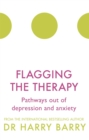Image for Flagging the therapy  : pathways out of depression and anxiety