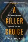 Image for A killer choice