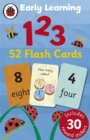 Image for Ladybird Early Learning: 123 flash cards