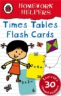 Image for Ladybird Homework Helpers: Times Tables flash cards