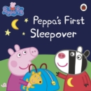 Image for Peppa's first sleepover