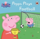 Image for Peppa plays football