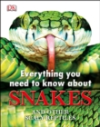 Image for Everything you need to know about snakes and other scaly reptiles