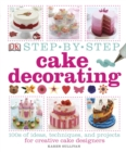 Image for Step-by-step cake decorating