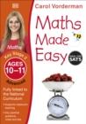 Image for Maths made easyAges 10-11, Key Stage 2 advanced
