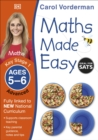 Image for Maths made easyKey Stage 1, ages 5-6