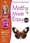 Image for Maths made easyAges 7-8, Key Stage 2 beginner