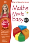 Image for Maths made easyAges 10-11, Key Stage 2 beginner