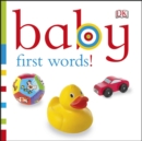 Image for Baby first words!