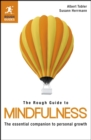 Image for The rough guide to mindfulness