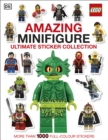 Image for LEGO (R) Amazing Minifigure Ultimate Sticker Collection