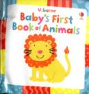 Image for Baby's first animal book
