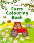 Image for Farm Colouring Book with stickers