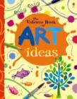 Image for The Usborne book of art ideas