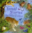 Image for Usborne animal stories for little children