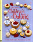 Image for The Usborne Children's Book of Baking Spiral Edition