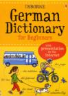 Image for Usborne German dictionary for beginners